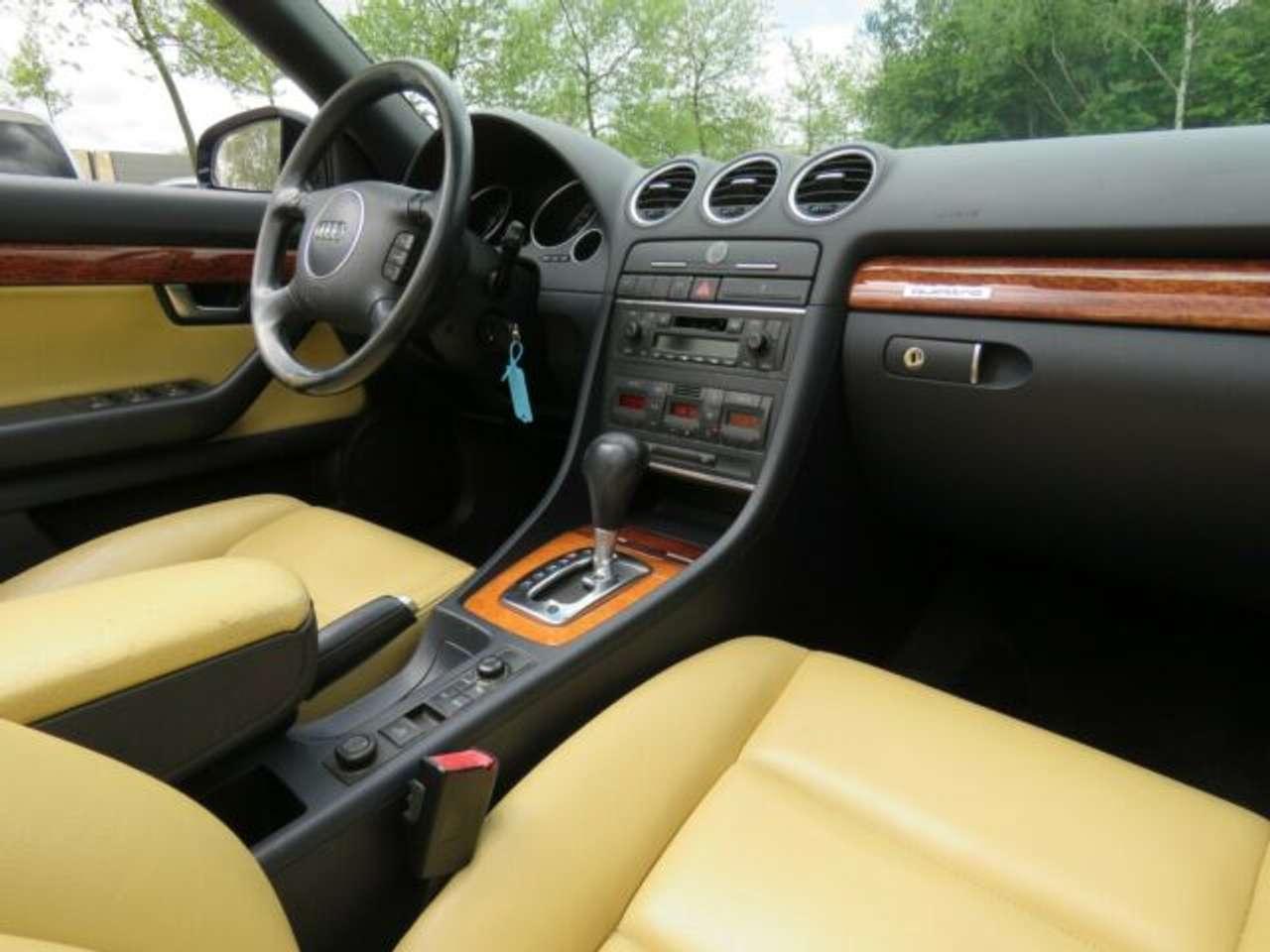 Autos nach Audi A4 Cabriolet 3.0 quattro