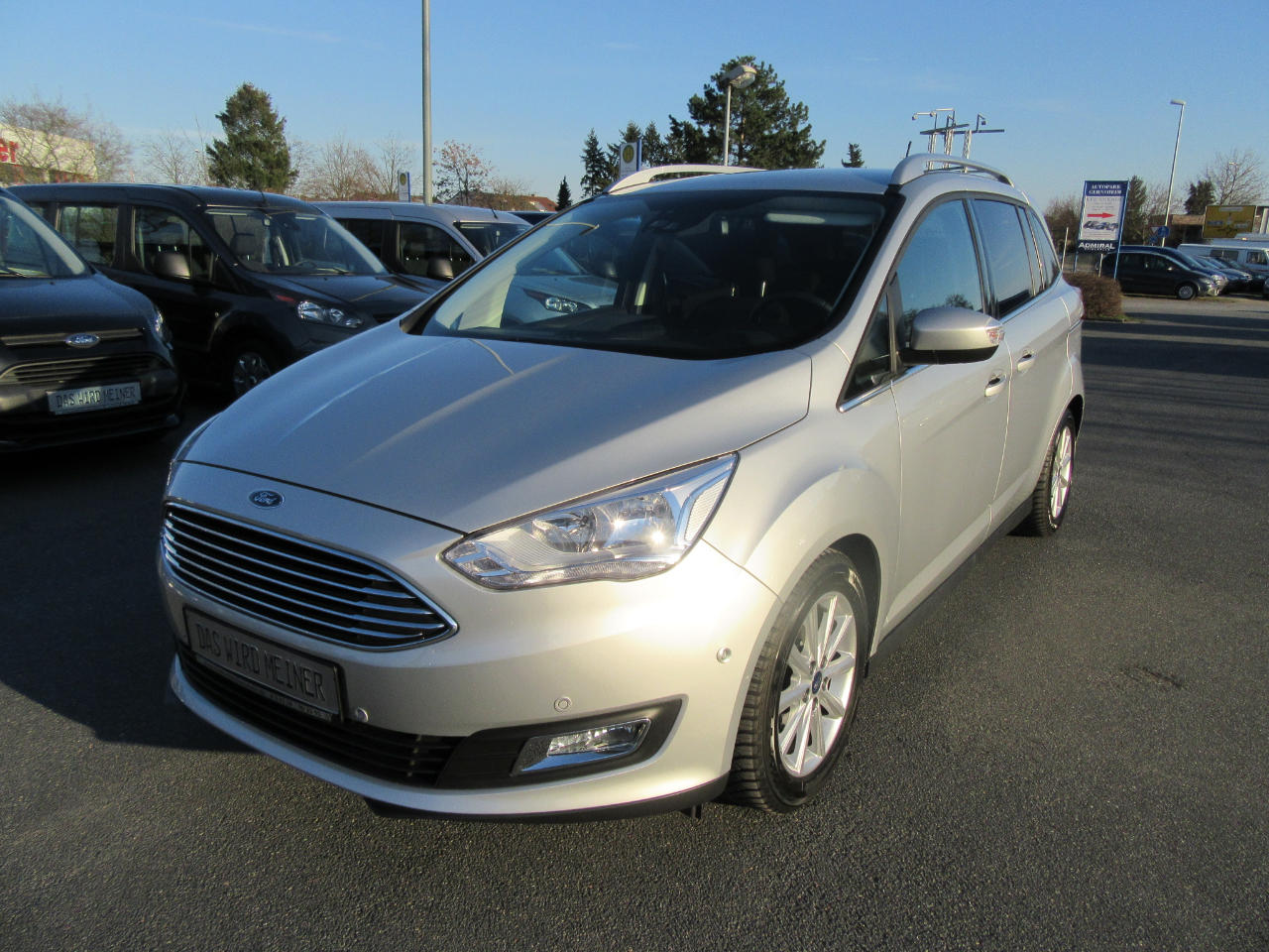 Used Ford Grand C-Max 1.0