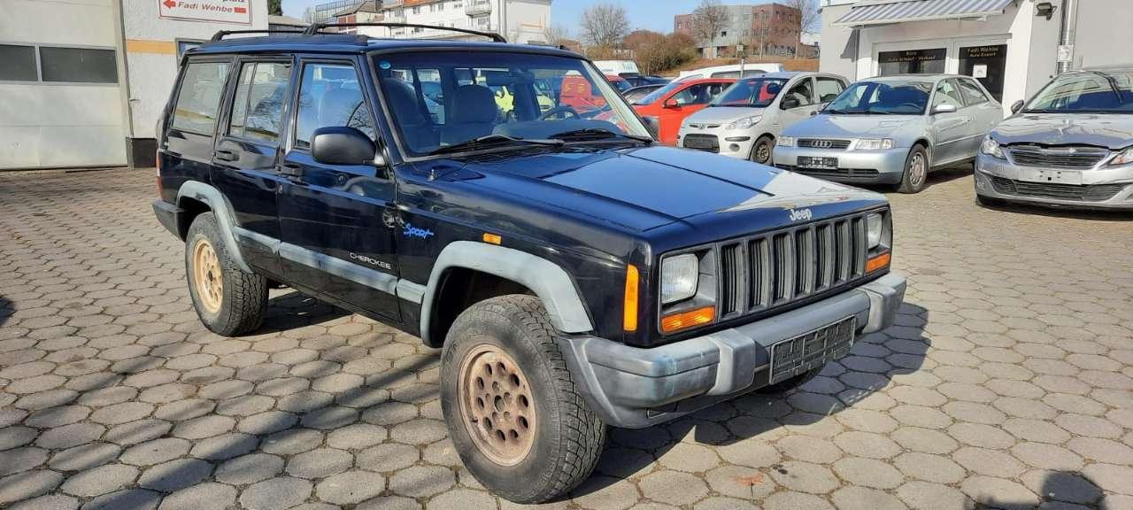 Autos nach Jeep Cherokee 2.5 TD