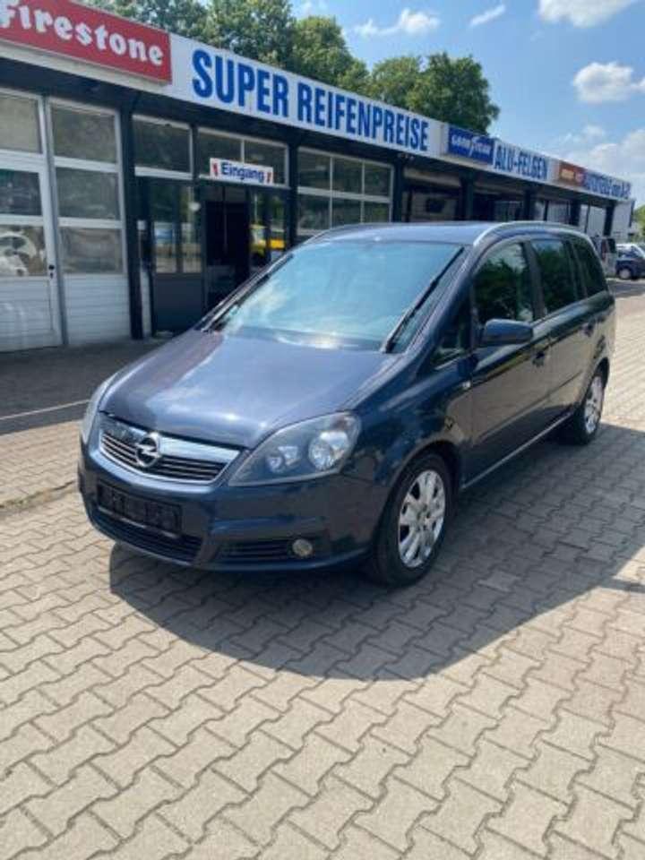 Autos nach Opel Zafira 1.9 CDTI