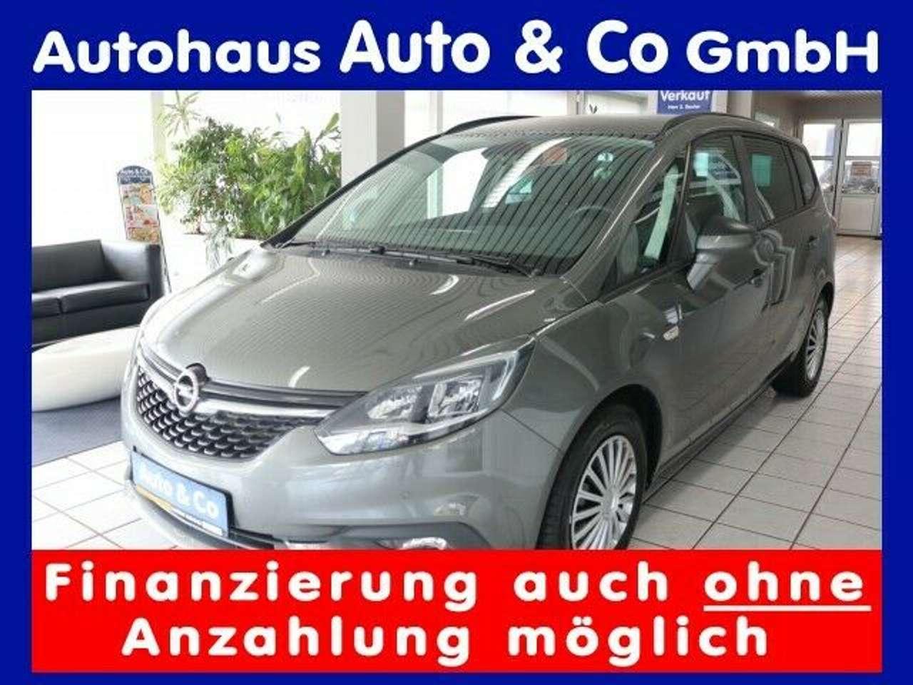 Autos nach Opel Zafira Tourer 1.6 CDTI ecoFlex