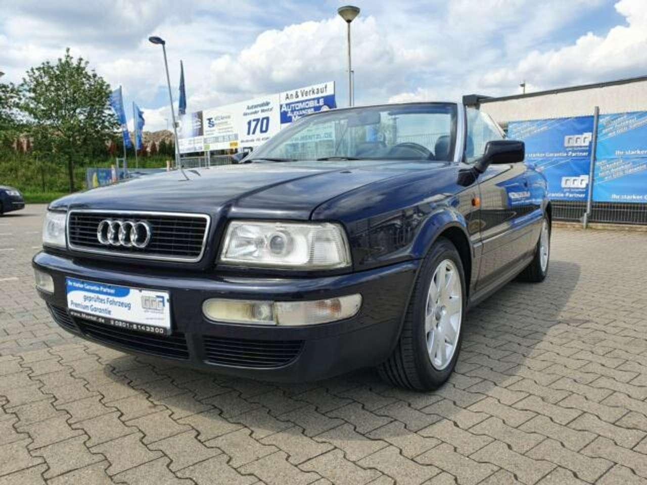 Autos nach Audi Cabrio Cabrio 1.8