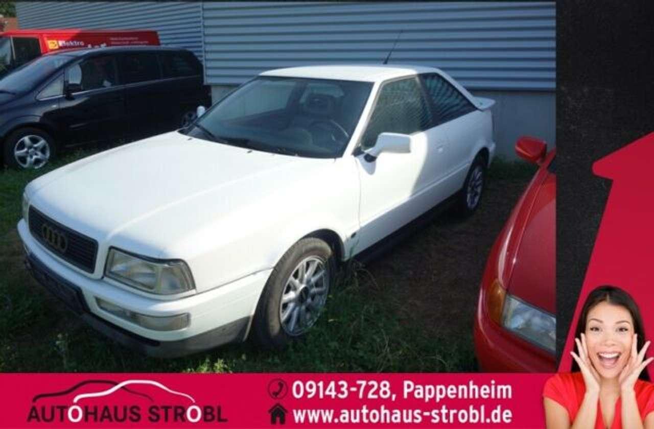 Used Audi Coupe
