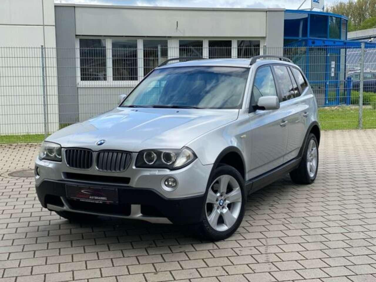 Autos nach BMW X3 2.5si