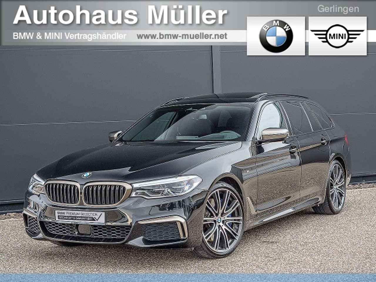 Autos nach BMW 5-Series M550d Touring xDrive