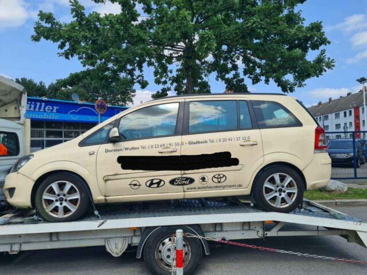 Autos nach Opel Zafira 1.7 CDTI ecoFLEX