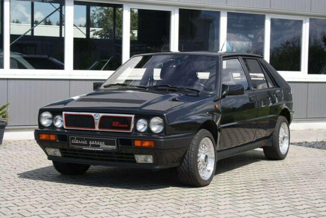 Autos nach Lancia Delta HF Integrale