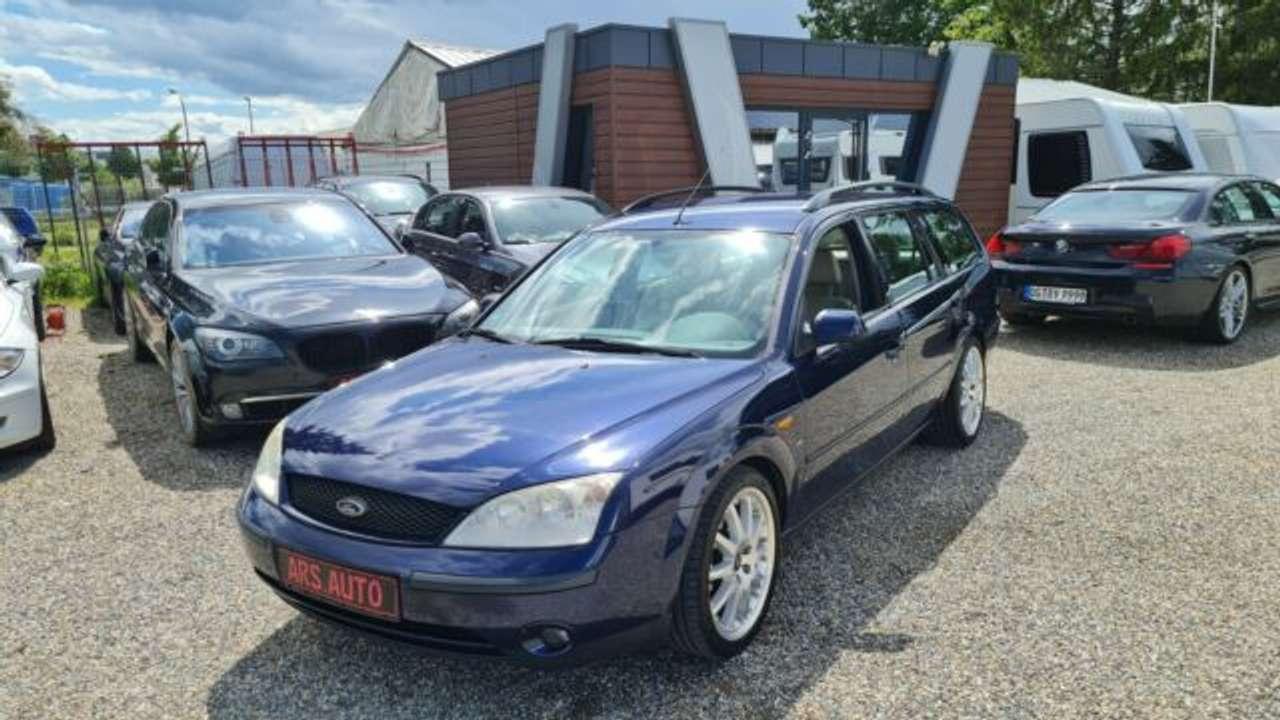 Autos nach Ford Mondeo 2.5 V6 Turnier