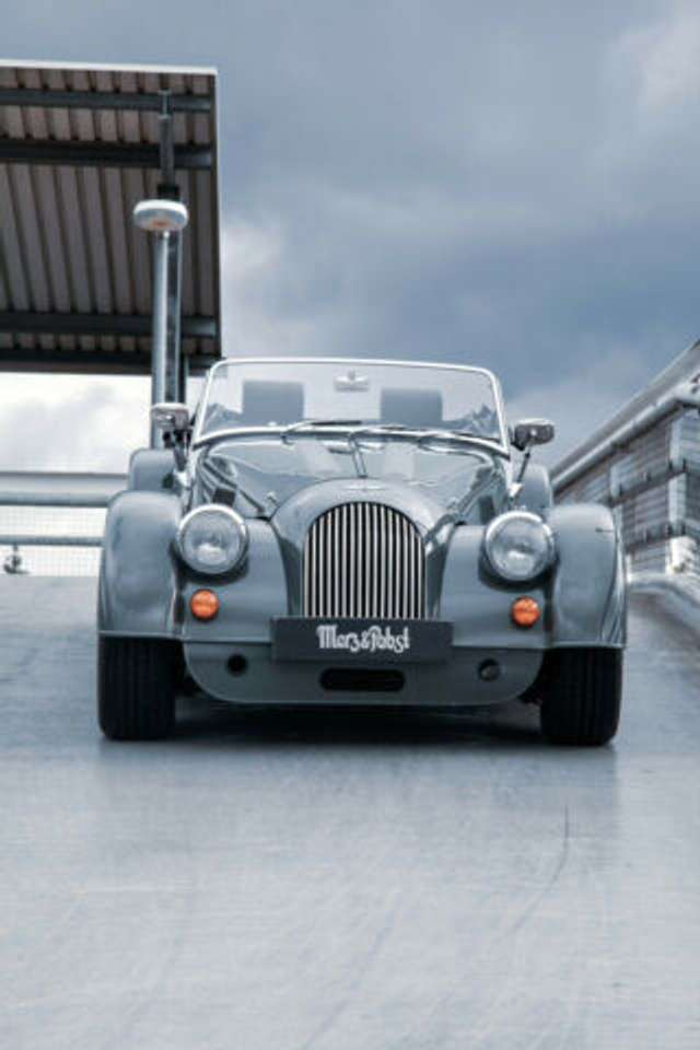 Autos nach Morgan Roadster