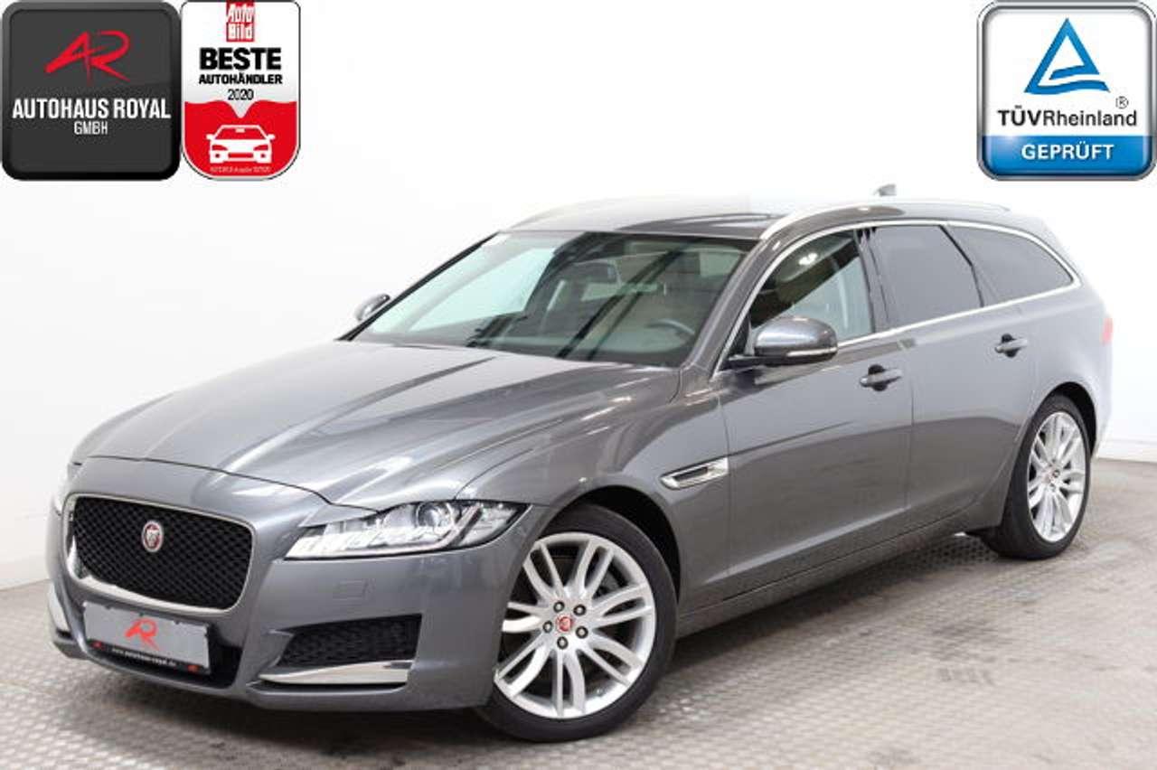 Autos nach Jaguar XF Sportbrake 25d