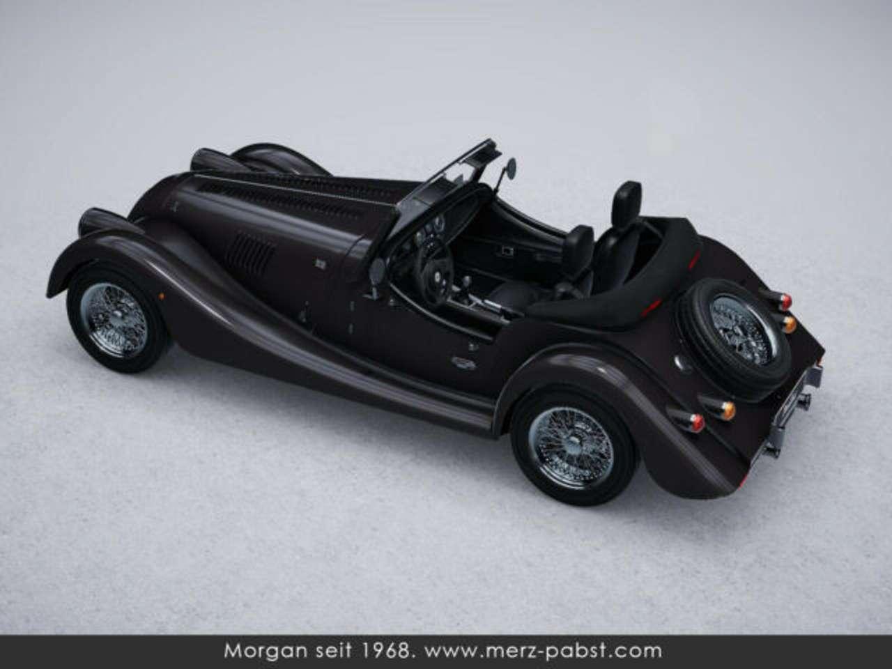 Autos nach Morgan Plus 4
