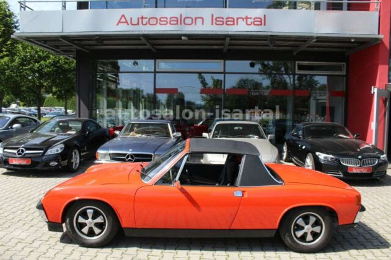 Autos nach Porsche 914