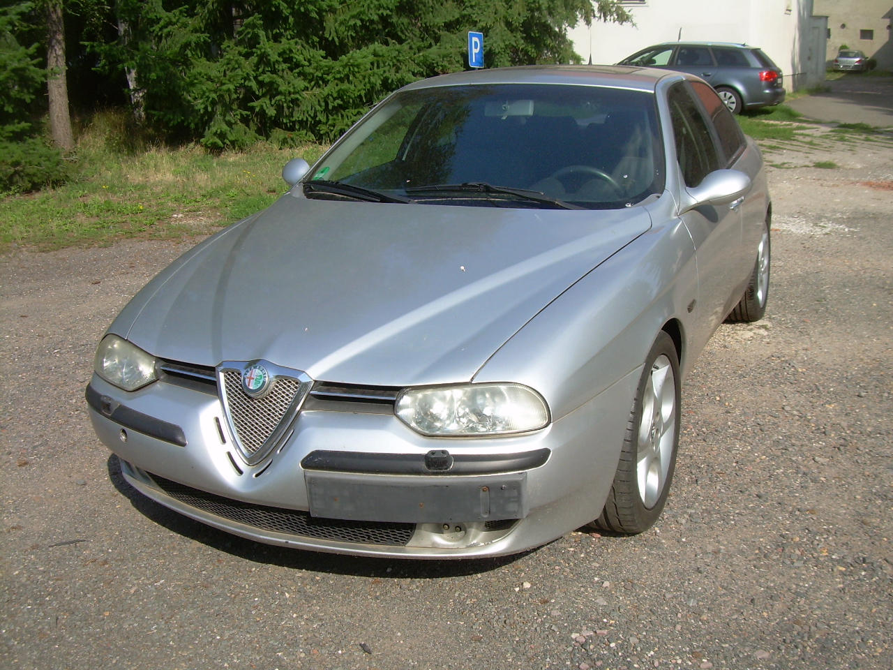 Autos nach Alfa Romeo 156