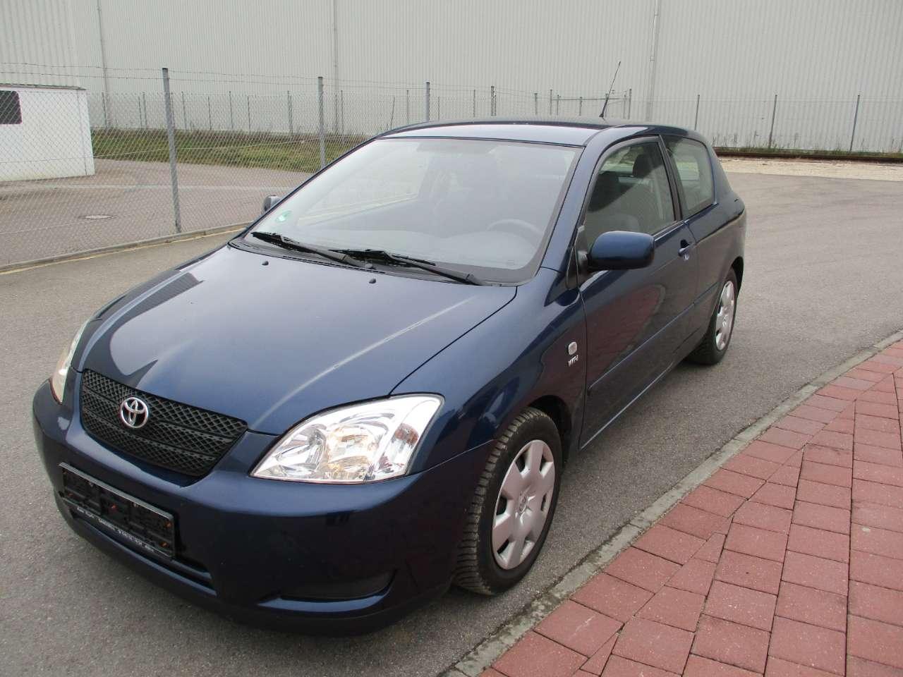 Autos nach Toyota Corolla 1.4