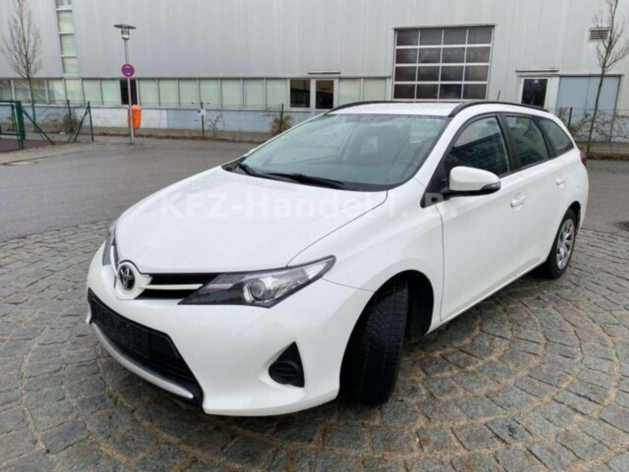 Autos nach Toyota Auris Touring Sports 1.4 D-4D