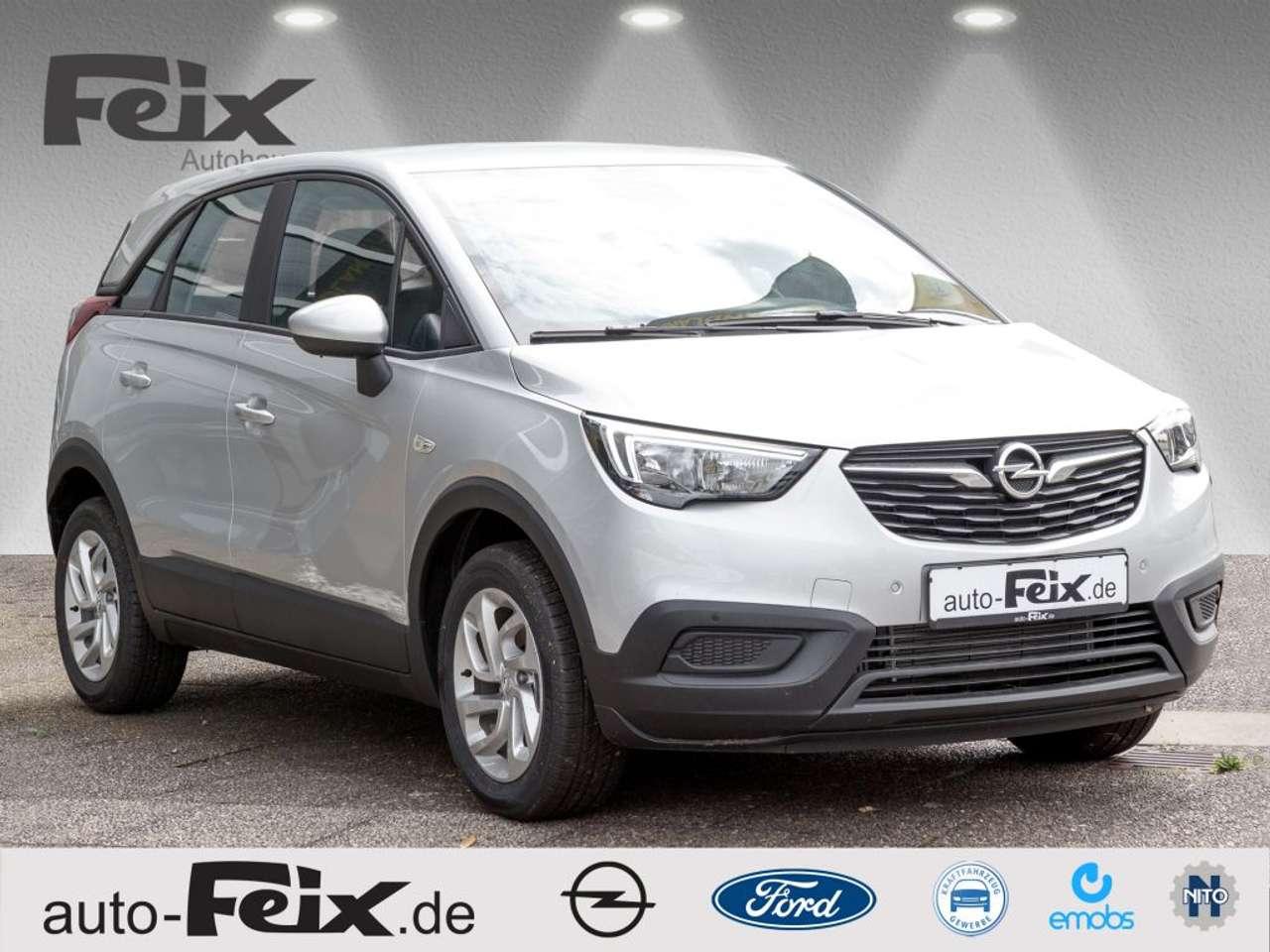 Autos nach Opel Crossland X 1.2 DI Turbo