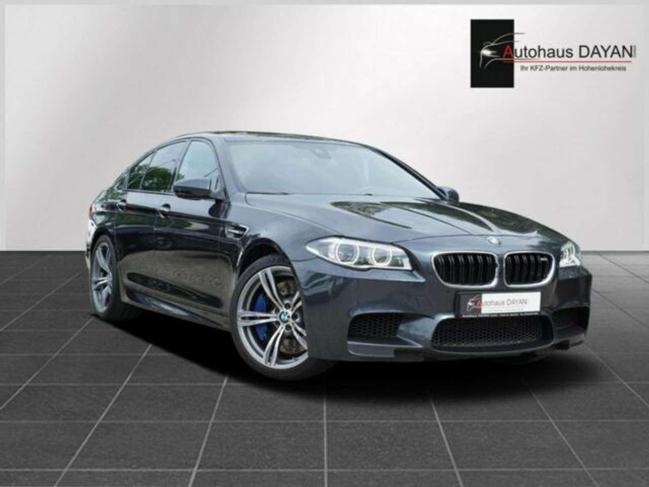 Autos nach BMW 5-Series M5 30 Jahre