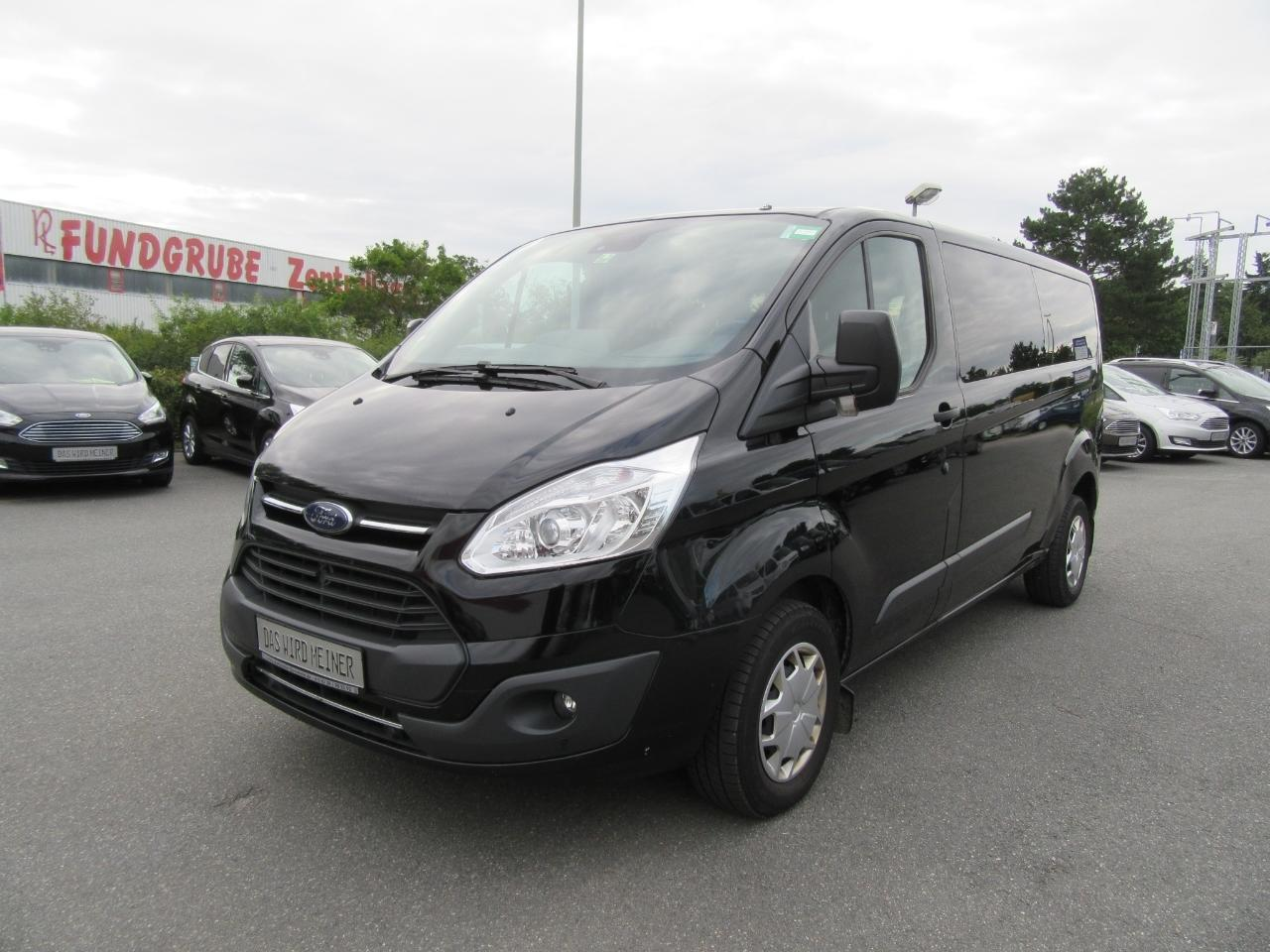 Used Ford Transit 2.0