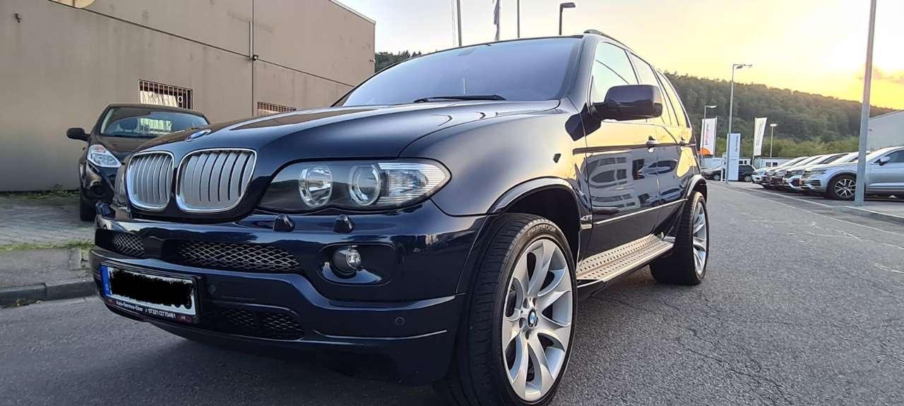 Autos nach BMW X5 4.8iS