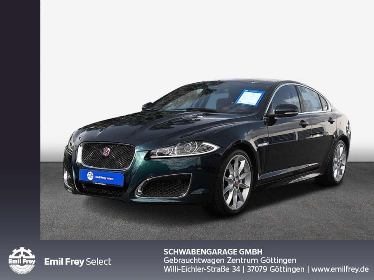 Autos nach Jaguar XF R 5.0 V8 Kompressor