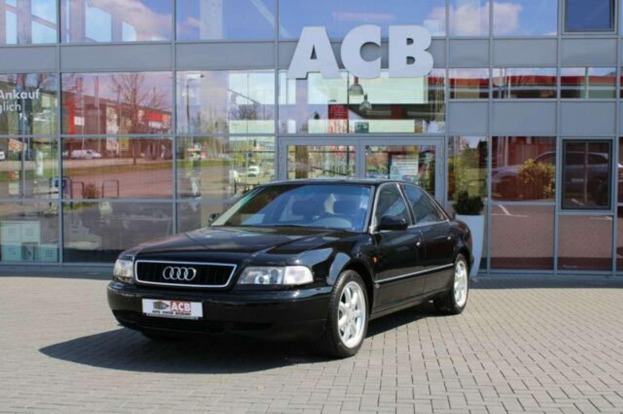 Autos nach Audi A8 4.2 quattro