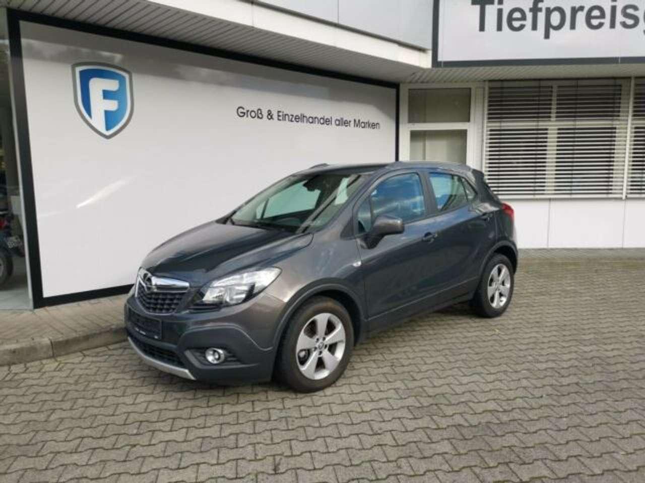 Autos nach Opel Mokka 1.4 Turbo