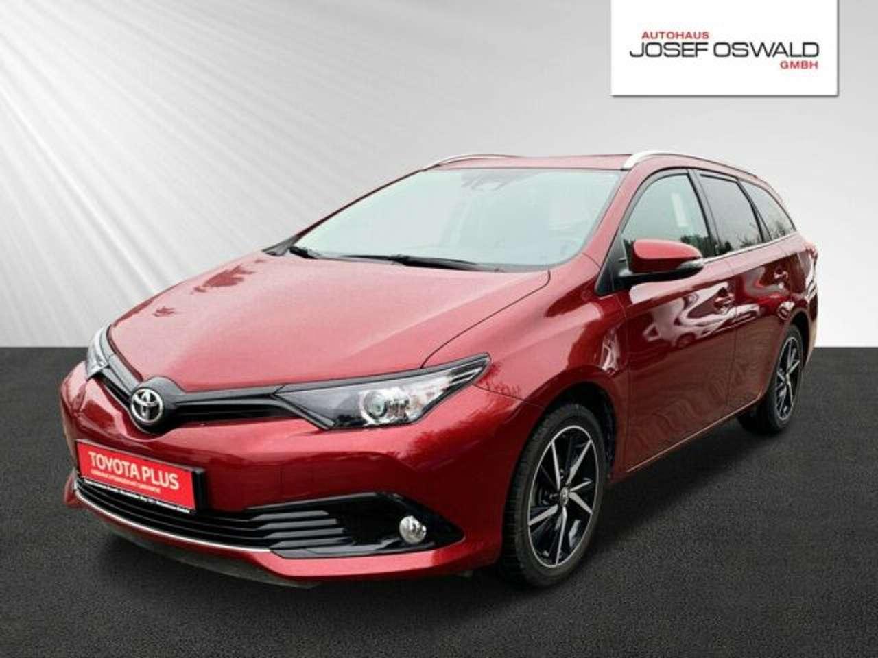 Autos nach Toyota Auris Touring Sports 1.2 T