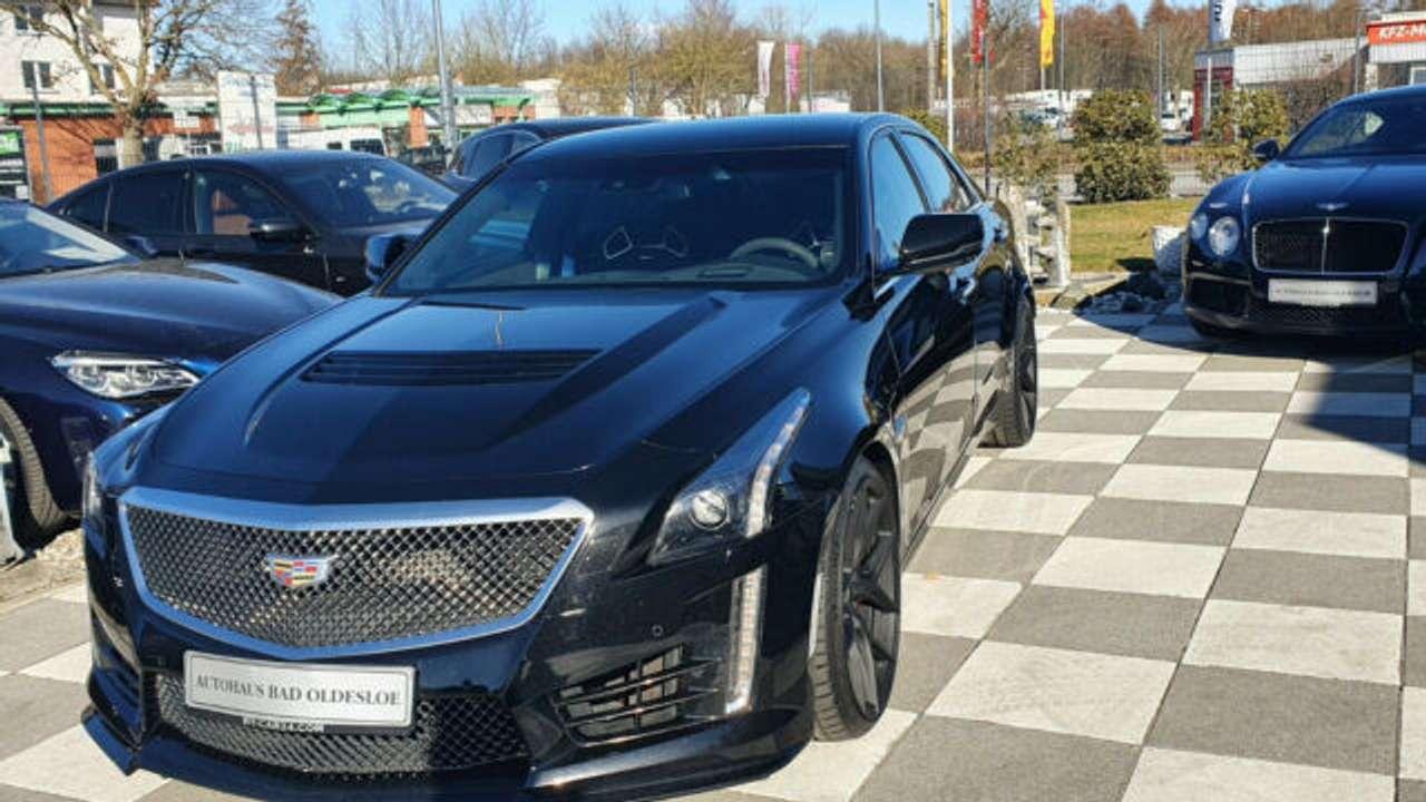 Autos nach Cadillac CTS
