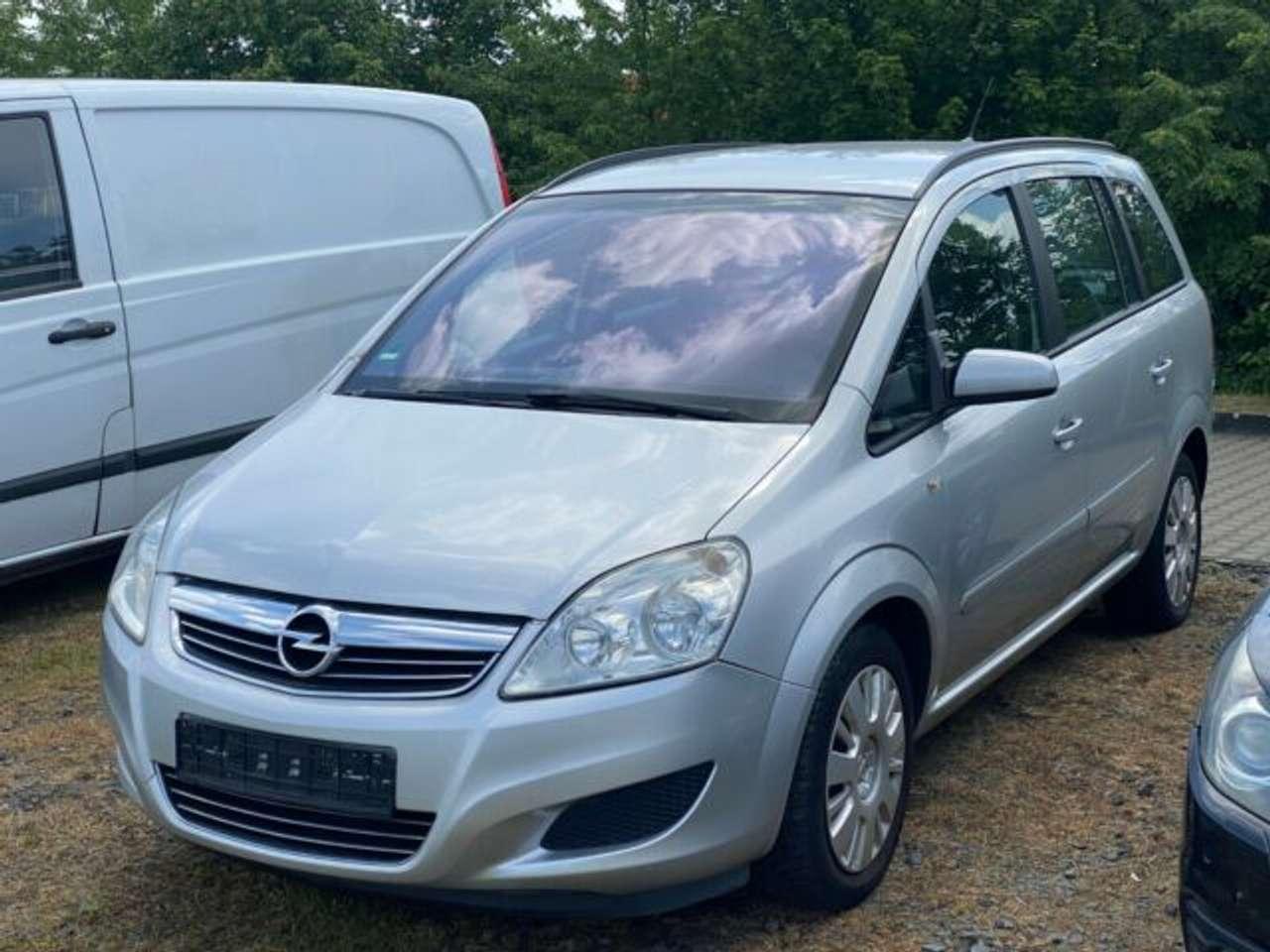 Autos nach Opel Zafira 1.6 CNG ecoFLEX Turbo