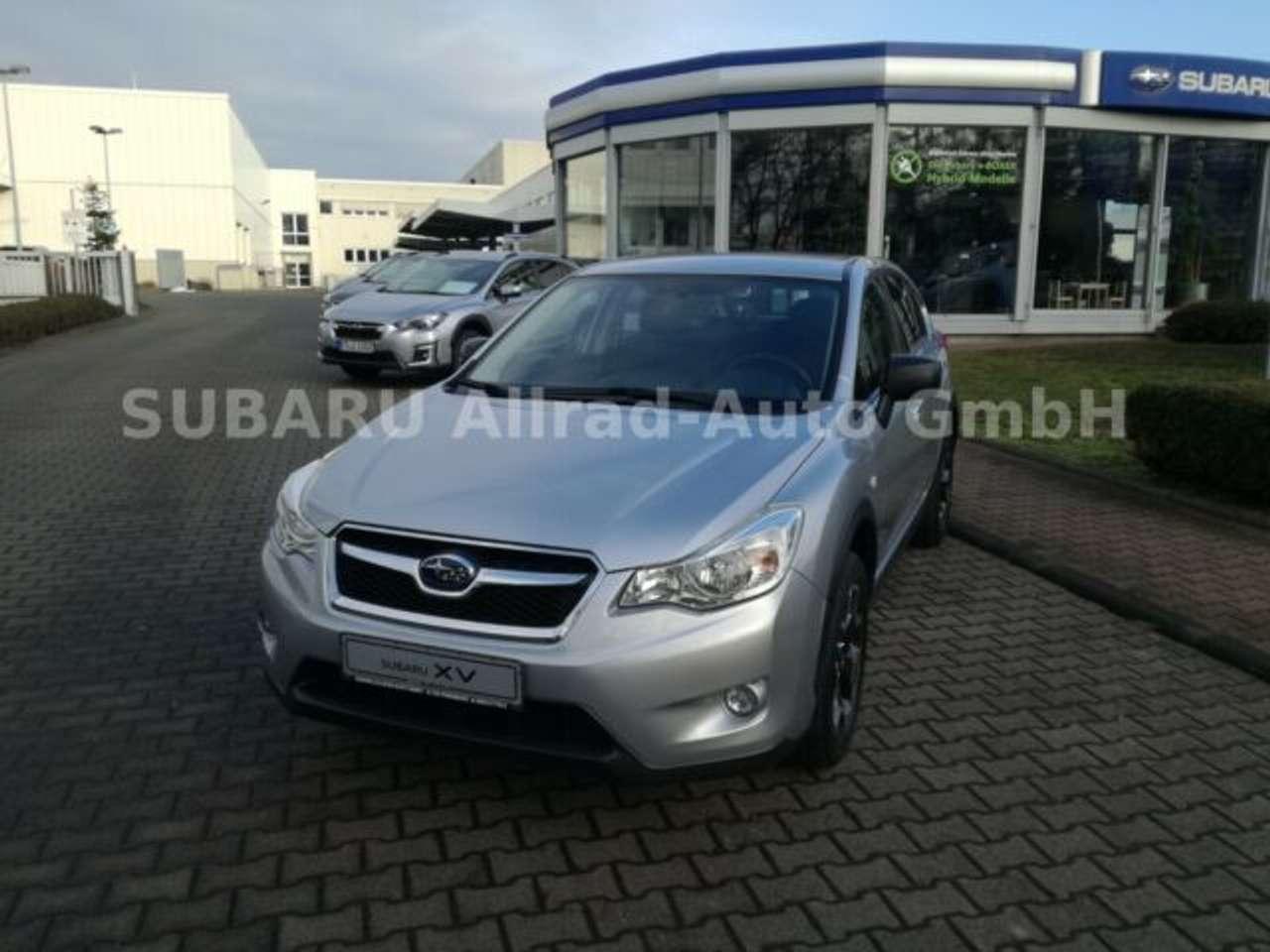 Autos nach Subaru XV 1.6i
