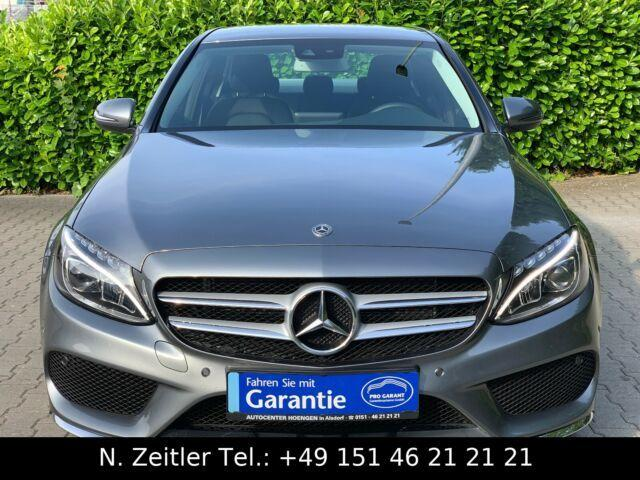 Autos nach Mercedes C-Klasse Limousine
