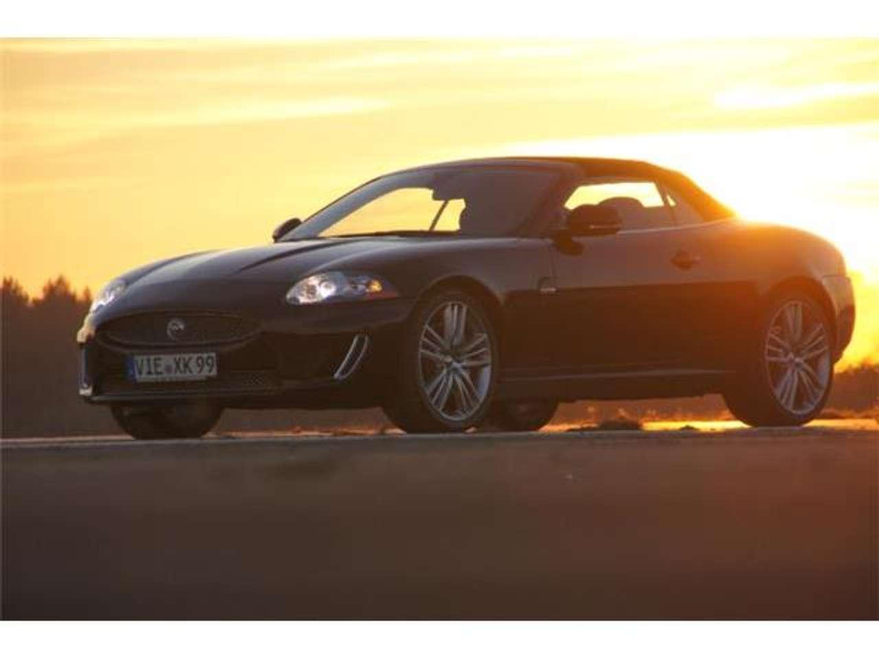 Autos nach Jaguar XK 5.0 V8 Cabrio