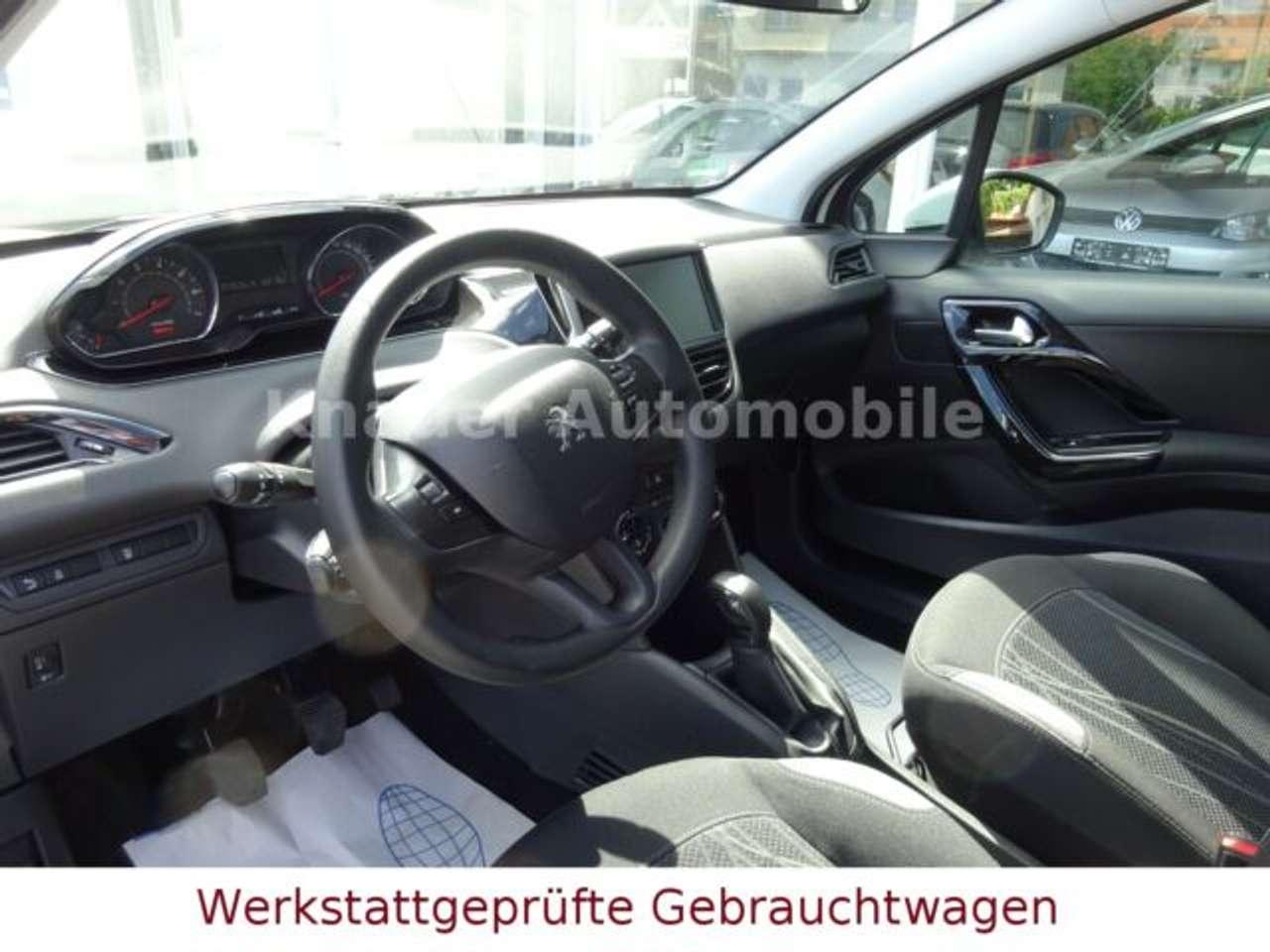 Autos nach Peugeot 208