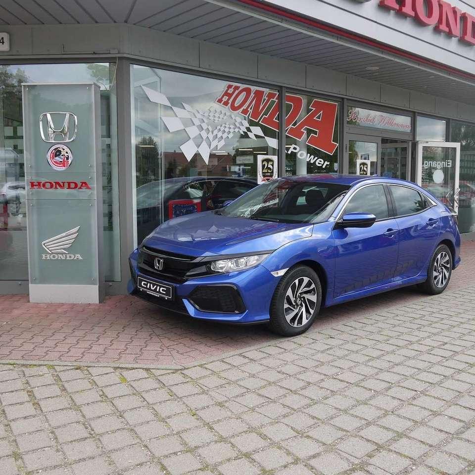 Autos nach Honda Civic 1.6i SR VTEC