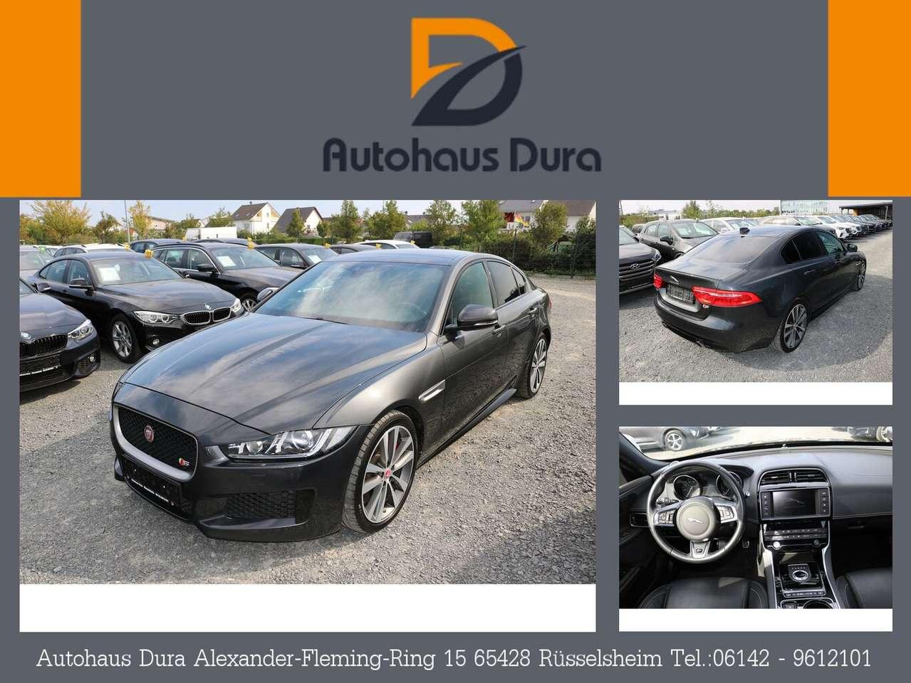 Autos nach Jaguar XE S