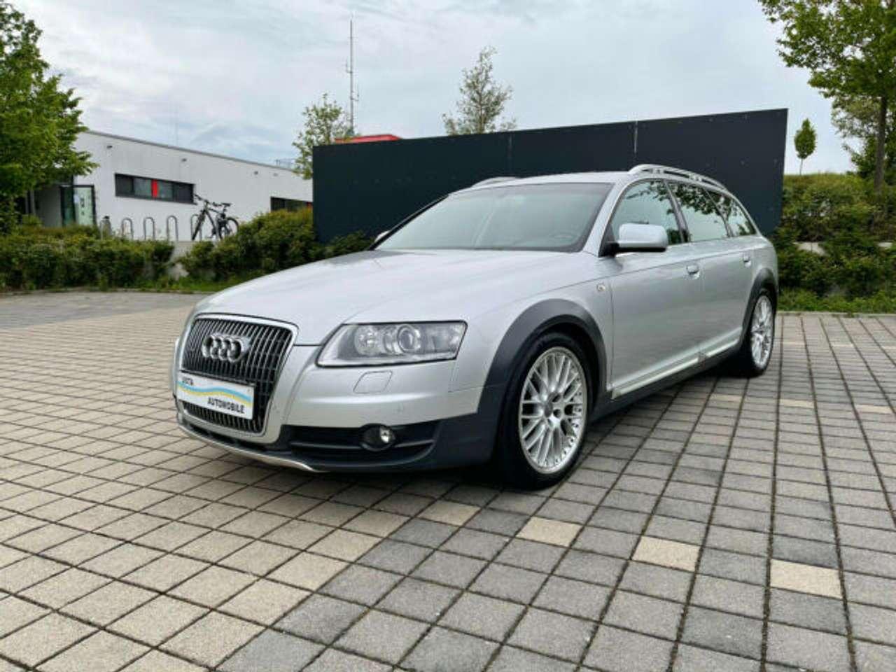 Autos nach Audi A6 Allroad Quattro 4.2 FSI