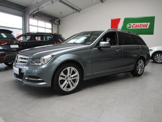 Used Mercedes Benz C-Class 200 CGI
