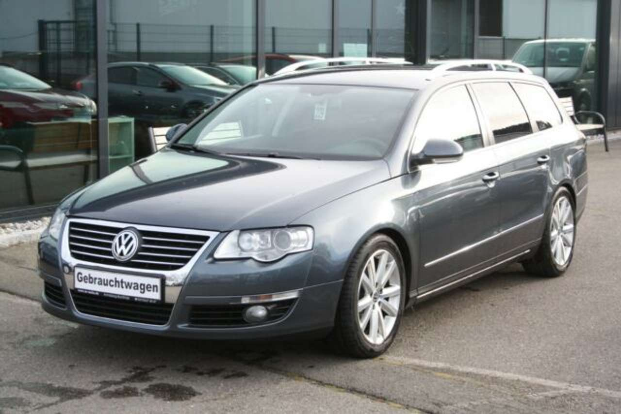 Autos nach Volkswagen Passat Variant 2.0 TSI
