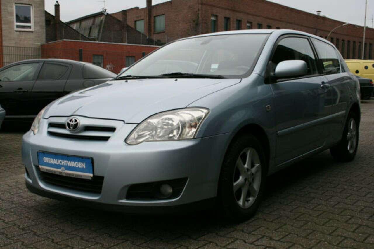 Autos nach Toyota Corolla 1.6