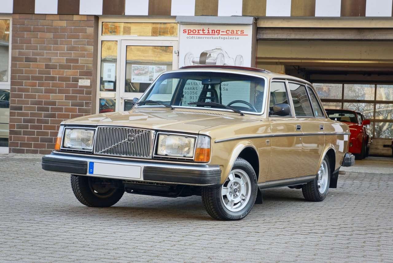 Autos nach Volvo 200 Series 264 GL 264 GLE