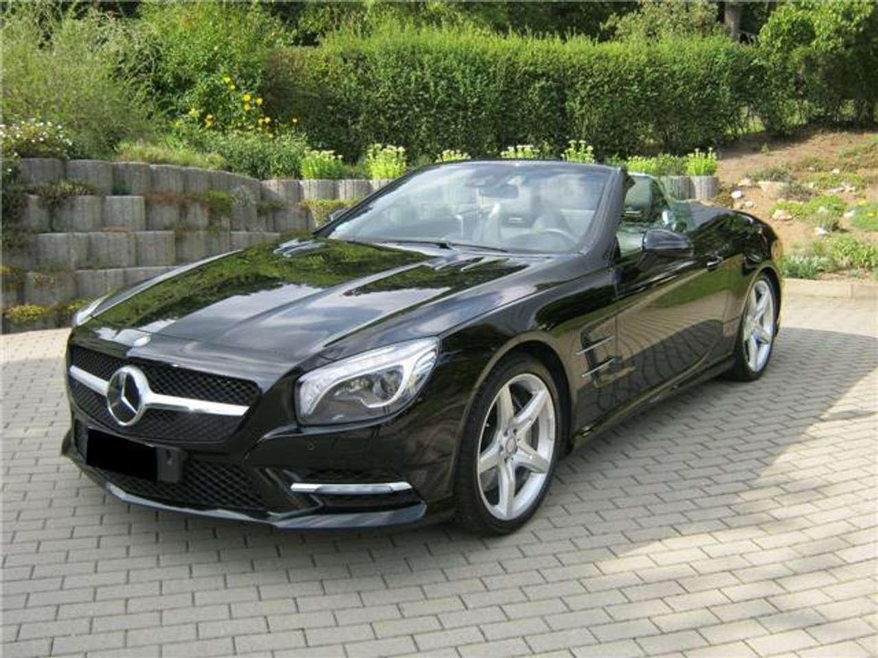 Autos nach Mercedes SL-Class