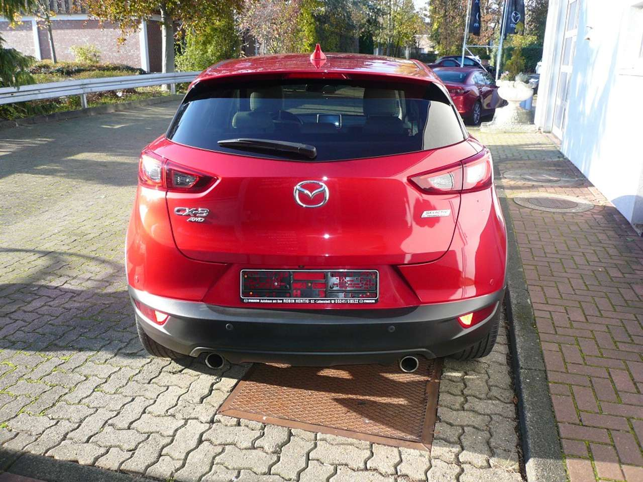 Autos nach Mazda CX-3
