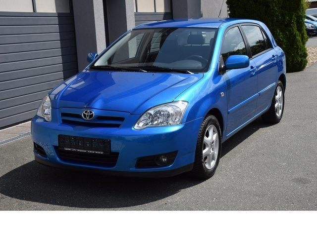 Autos nach Toyota Corolla Limousine 1.6 VVT-i