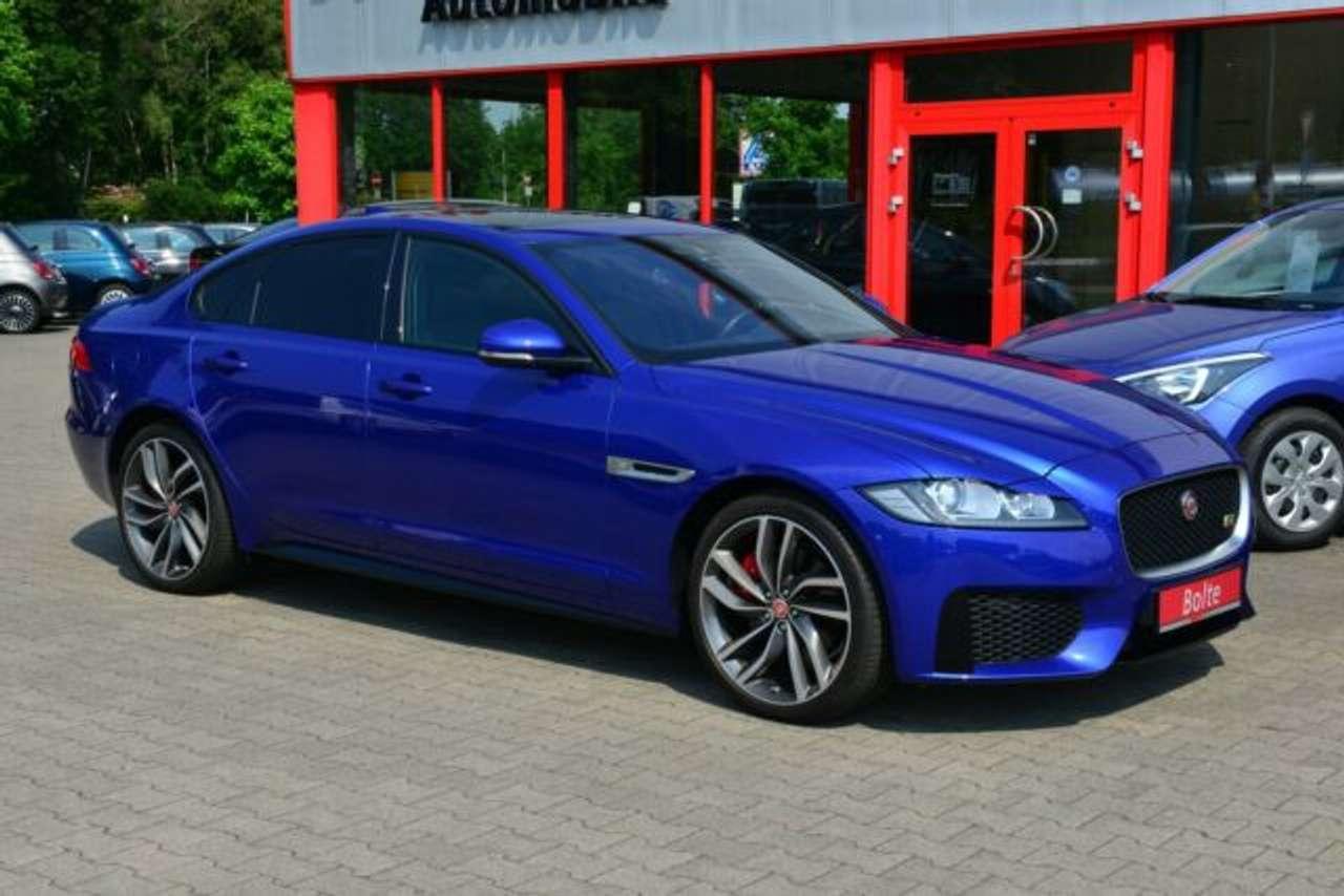 Autos nach Jaguar XF S