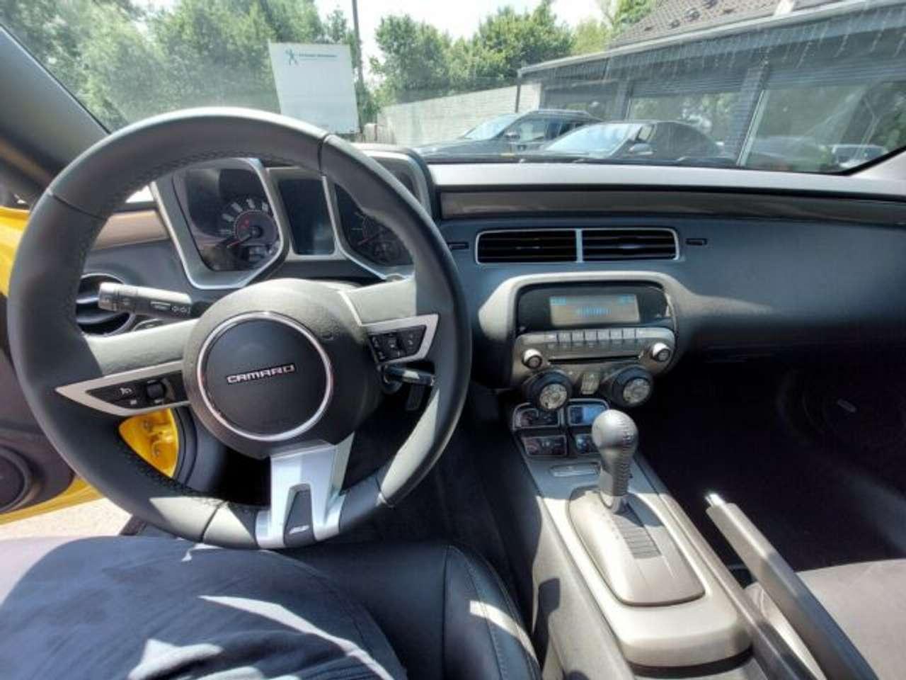 Autos nach Chevrolet Camaro