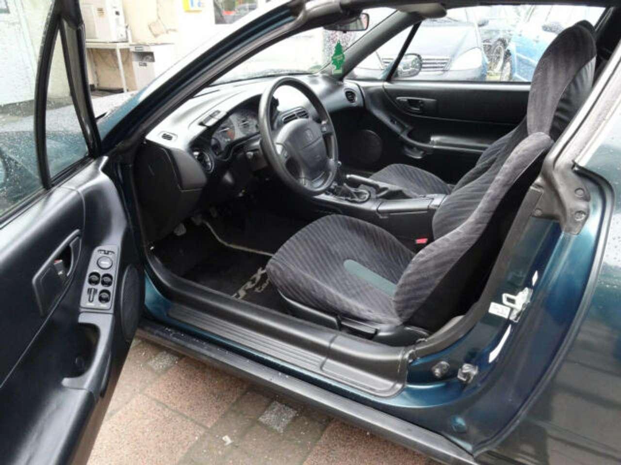 Autos nach Honda CRX