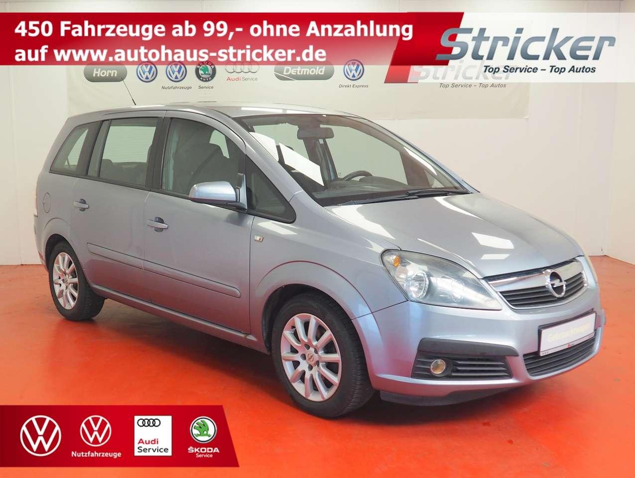 Autos nach Opel Zafira 1.6
