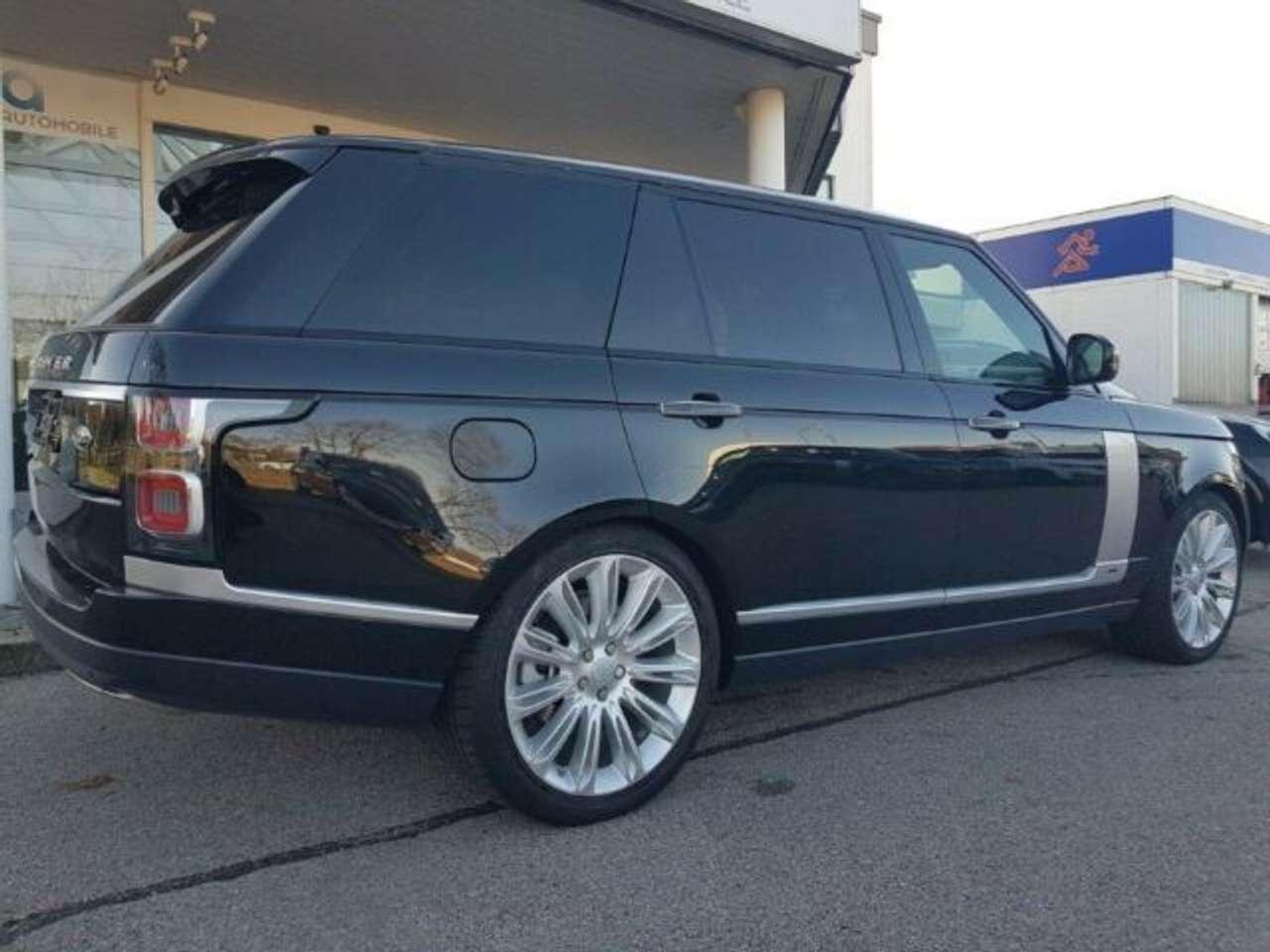 Autos nach Land Rover Range Rover