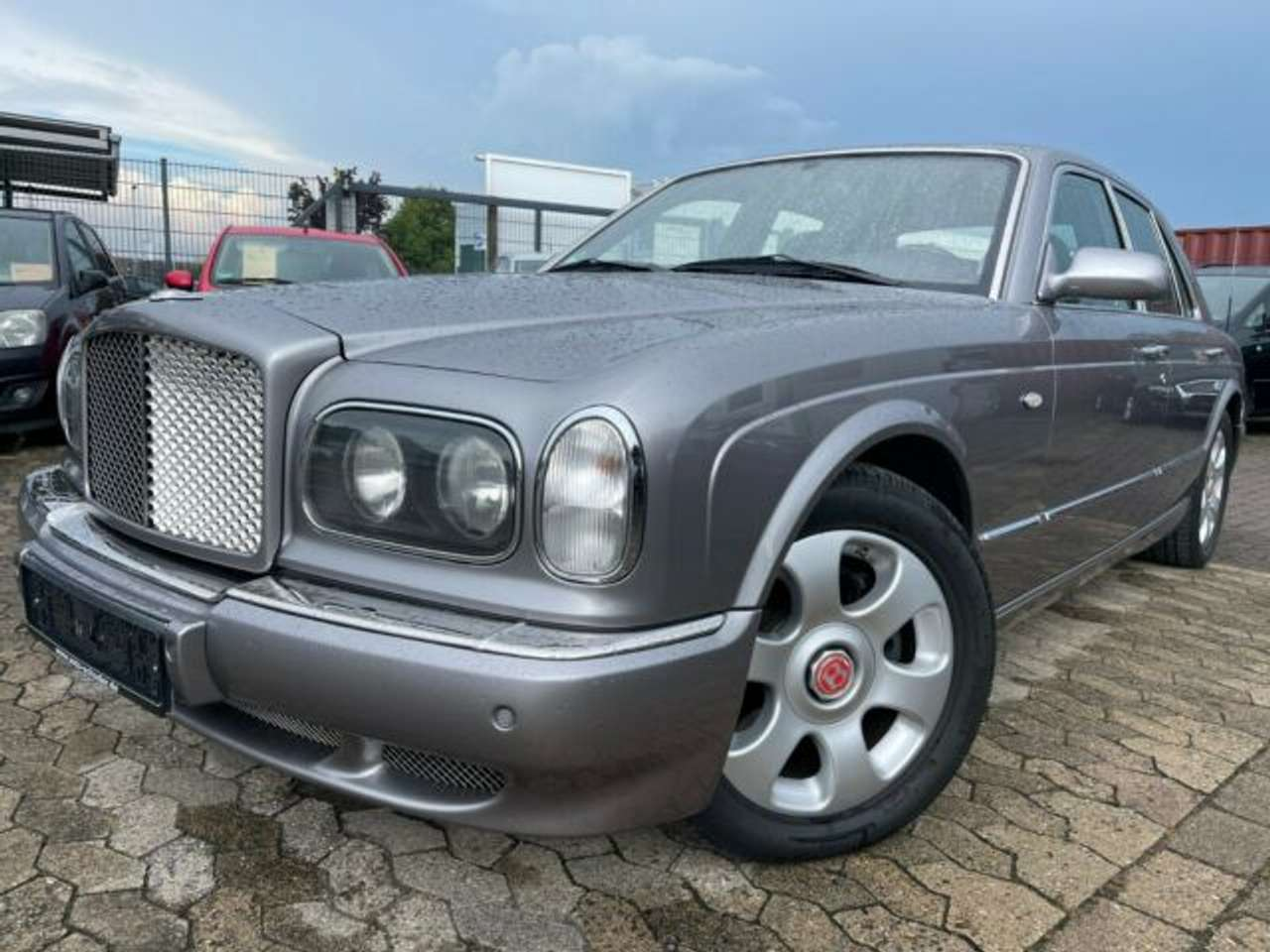 Autos nach Bentley Arnage-based Arnage Red Label