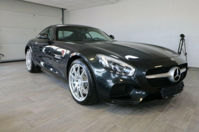 Used Mercedes Benz Amg Gt 4.0